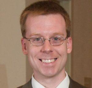 Alumni Joel Spinney 2020